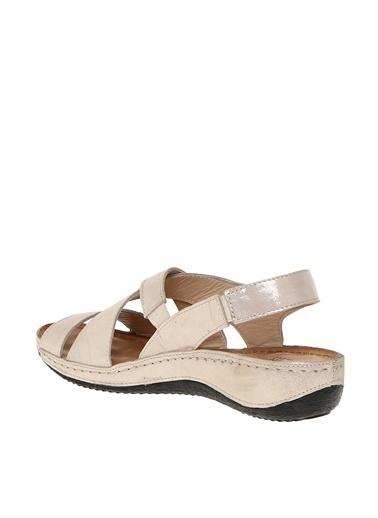 Greyder Sandalet Bej